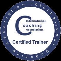 Siegel zertifizierter Trainer